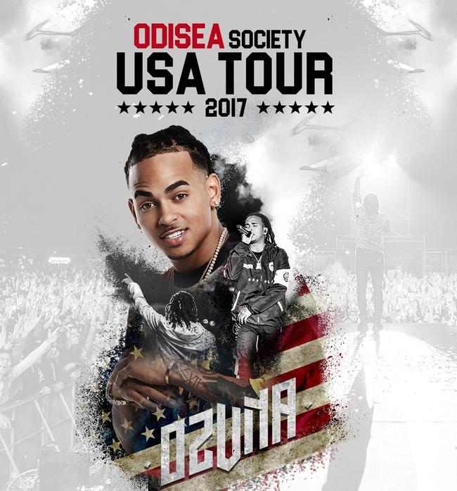 Ozuna Odisea Society Tour en Washington DC 2017