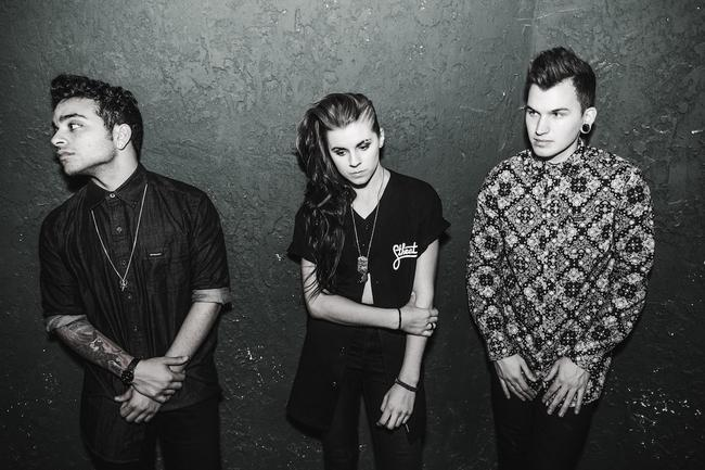 PVRIS en San Francisco, CA 2018