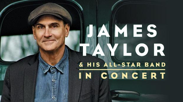 James Taylor and His All Star Band en Los Angeles, CA 2018