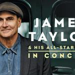 James Taylor and His All Star Band en Sunrise, FL 2018