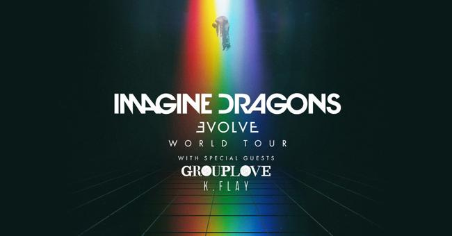 Imagine Dragons en Washington DC 2017