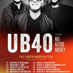 UB40 Legends Ali, Astro & Mickey en Fort Lauderdale, FL 2017