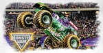 Monster Jam 2016 en Denver, CO 2016