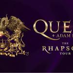 Concierto de Queen + Adam Lambert en Boston, MA 2017