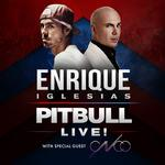 Enrique Iglesias & Pitbull en Dallas, TX 2017