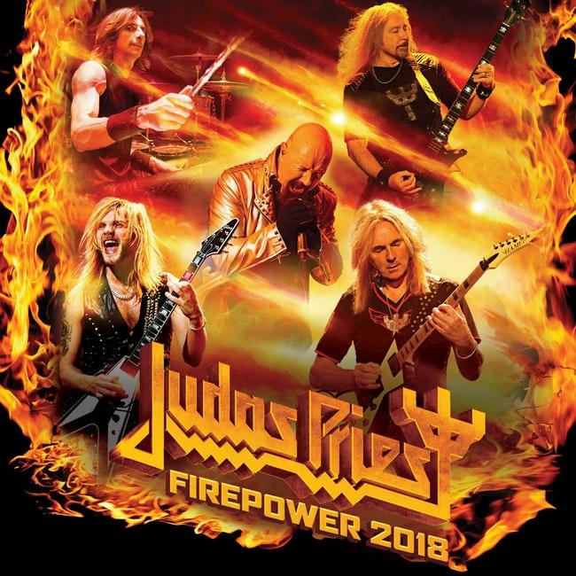 Judas Priest en Los Angeles, CA 2018