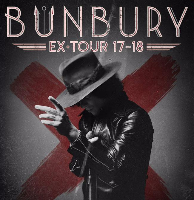 Enrique Bunbury en San Francisco, CA 2018