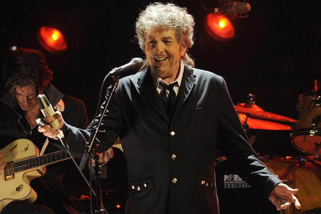 Bob Dylan en Washington DC 2017