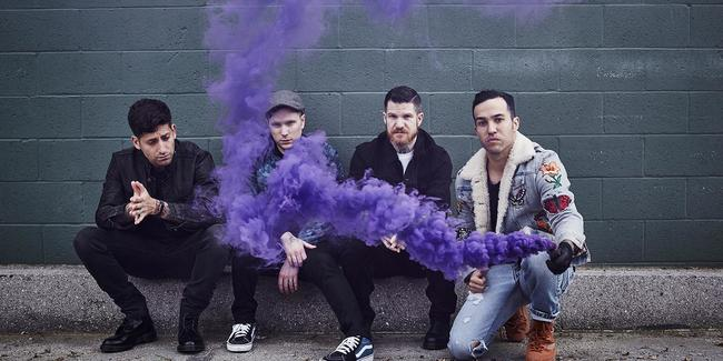 Fall Out Boy en Indianapolis, IN 2018