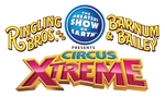Ringling Bros. and Barnum & Bailey Circus XTREME en San Francisco, CA 2015