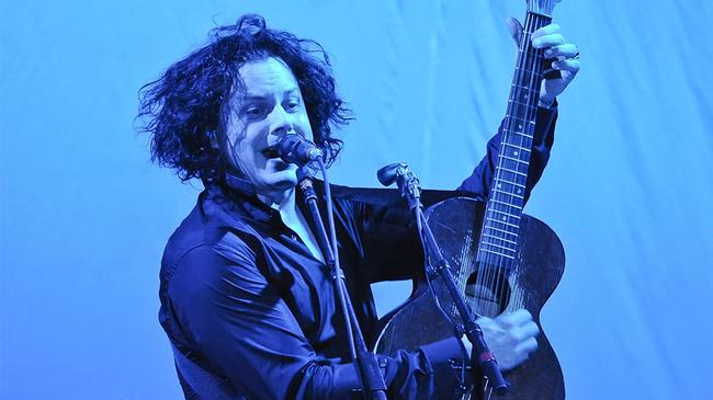 Jack White en Seattle, WA 2018