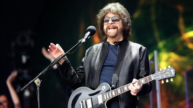 Jeff Lynne's Electric Light Orchestra Inglewood, CA 2018