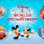 Disney On Ice: Worlds of Enchantment en Miami, FL 2017