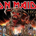 Concierto de Iron Maiden en Dallas, TX 2017