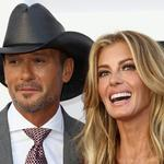 Tim McGraw y Faith Hill en Los Angeles, CA 2018