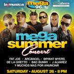 Mega Summer Concert en Los Angeles, CA 2017