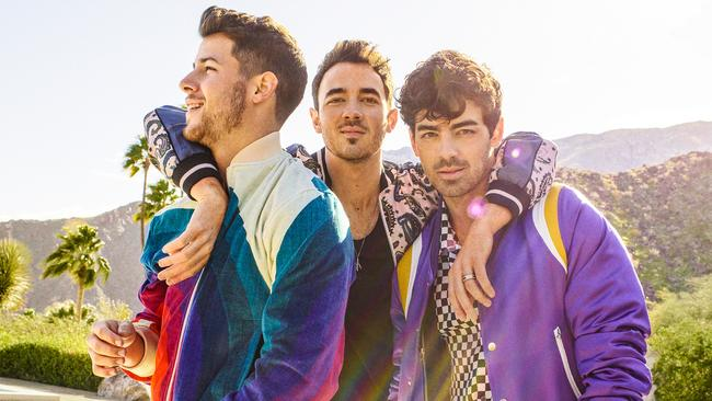 Concierto de Jonas Brothers en Washington DC 2019