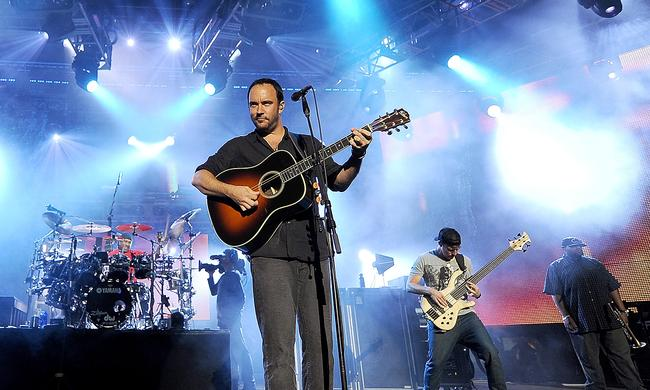 Dave Matthews Band en Los Angeles, CA 2018