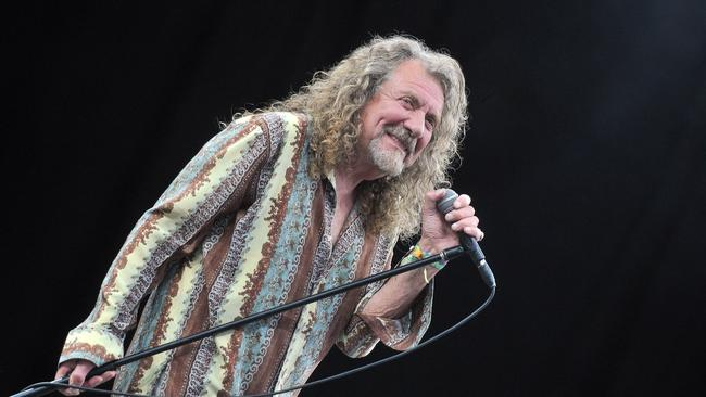 Robert Plant en Los Angeles, CA 2018
