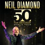 Concierto de Neil Diamond en Sunrise, FL 2017