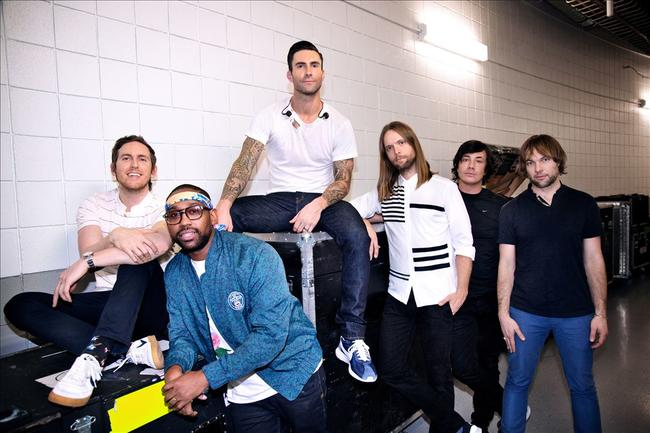 Maroon 5 en Indianapolis, IN 2018