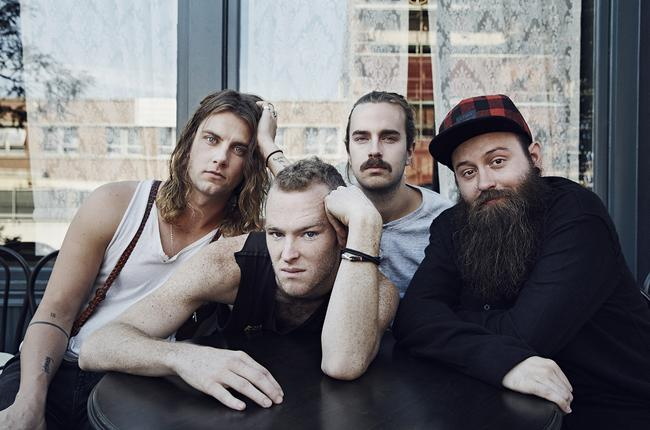 Judah & The Lion en Phoenix, AZ 2018