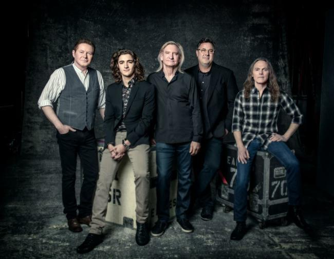 Concierto de The Eagles en Miami Gardens, FL 2018