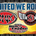 Styx y REO Speedwagon junto a Don Felder en Valley Center, KS 2018