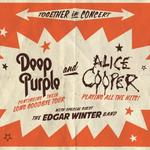 Deep Purple & Alice Cooper en Holmdel, NJ 2017
