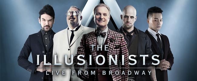 The Illusionists en Fort Lauderdale, FL 2018