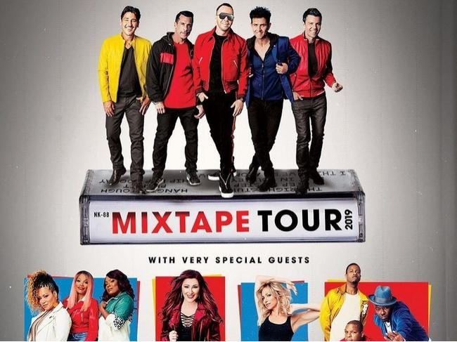 Concierto de New Kids On The Block, Salt N Pepa y Naughty by Nature en Sacramento, CA 2019