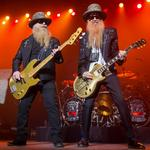 ZZ Top en Frisco, TX 2017