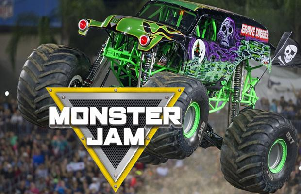 Monster Jam en Indianapolis, IN 2018