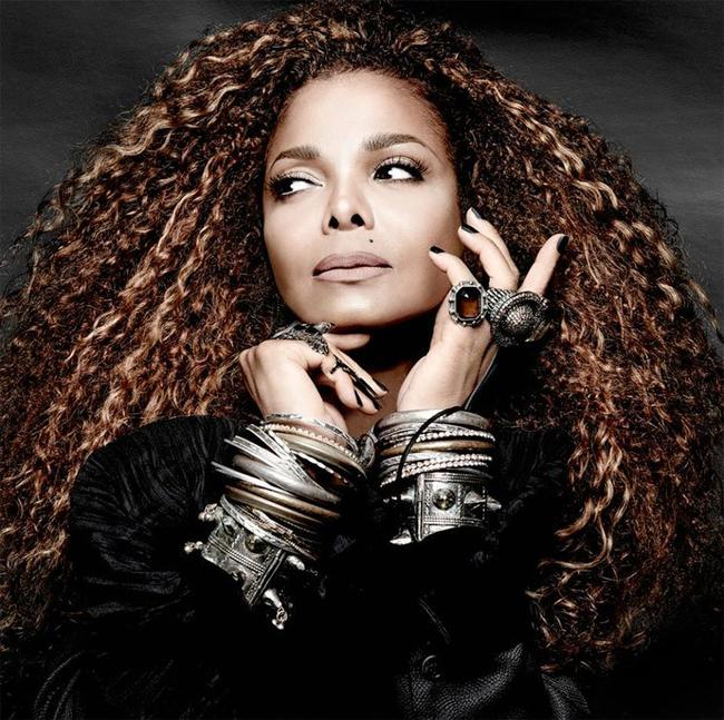 Janet Jackson en Washington DC 2017