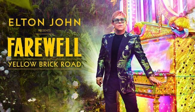 Elton John: Farewell Yellow Brick Road Tour en Miami, FL 2018