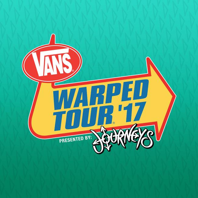 Vans Warped Tour 2017 en Phoenix, AZ 2017