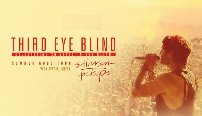 Concierto de Third Eye Blind en Phoenix, AZ 2017