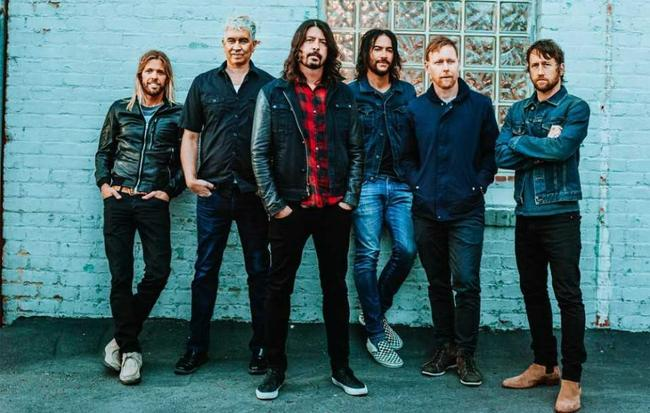 Concierto de Foo Fighters en Washington DC 2017