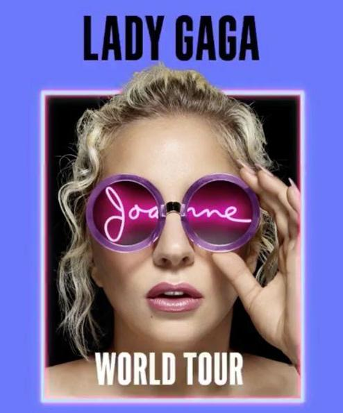 Concierto de Lady Gaga en Washington DC 2017