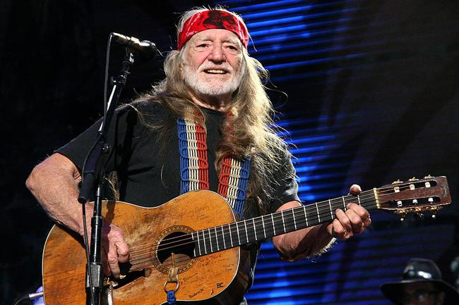 Willie Nelson en Las Vegas, NV 2018