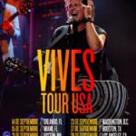 Concierto de Carlos Vives en Washington DC 2018