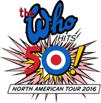 Concierto de The Who Los Angeles, CA 2016