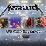 Concierto de Metallica en Seattle, WA 2017