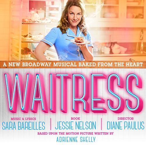 Teatro: Waitress el musical en Los Angeles, CA 2018