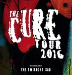 Concierto de The Cure en Los Angeles, CA 2016