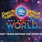 Circo Ringling Bros. and Barnum & Bailey: Out of this World en Atlanta, GA 2017